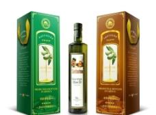 橄榄油包装盒图片