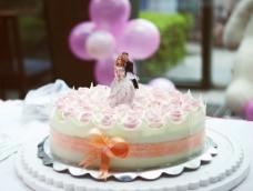婚庆蛋糕图片