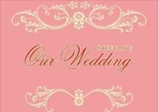 欧式婚礼迎宾架图片