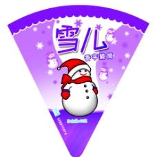 冰淇淋筒图片