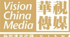 华视传媒logo图片