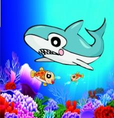 海底世界 (背景合层)图片