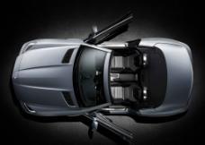 奔驰SLK跑车图片
