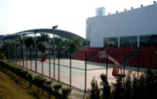 深圳大学运动场图片