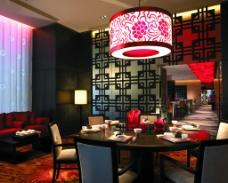 浦东香格里拉餐厅图片