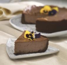 巧克力蛋糕图片