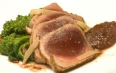 猪肉片图片