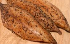 烤鳗鱼图片