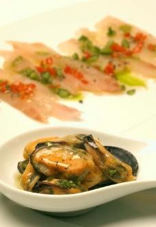 鲍汁蛤蜊图片