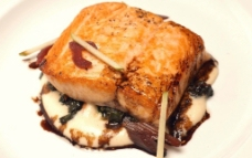 起司鱼肉图片