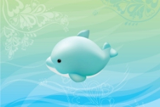 小海豚图片