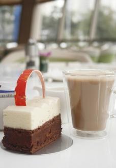 蛋糕 咖啡图片