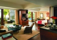酒店套房图片