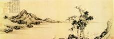 古典山水画图片