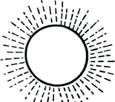 很多小插件 包括太阳 月亮等图片