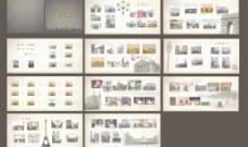 欧式画册模板图片