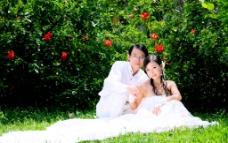 婚纱摄影样片图片