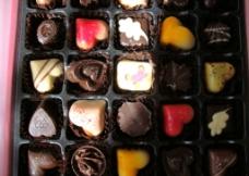 进口巧克力图片