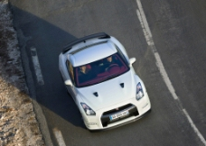 日产GTR超级跑车图片