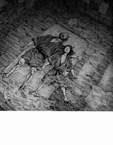 井上雄彦之剑圣武藏图片