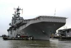 塔拉瓦级两栖攻击舰图片