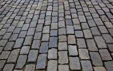 路面铺路石纹理图片