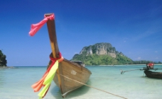 泰国海滩图片