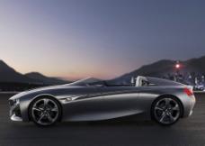 宝马vision connected drive概念车图片