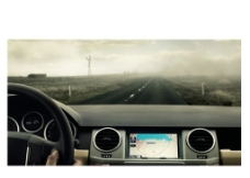 汽车风景图片