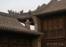 呼和浩特宁边古寺斗拱图片