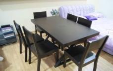 餐桌椅图片