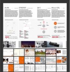 企业公司杂志18跨P图片