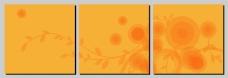 无框画(橙系列)