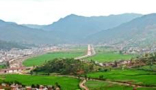 南涧县城图片