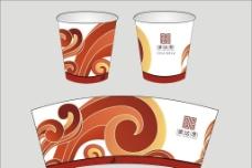 纸杯设计图片