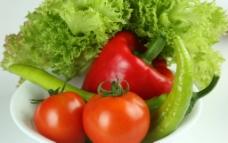 生菜 西红柿图片