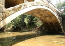 小河桥图片