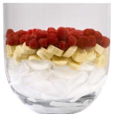 草莓沙冰图片