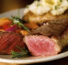 烤牛肉图片