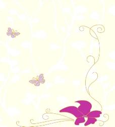 移门蝴蝶图片