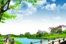云外山别墅图片