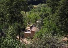 房子风景山区图片