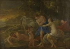 尼古拉斯·Poussin Cephalus和爱洛公主图片
