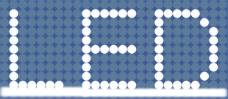 电子效果LED图片