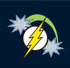 闪电侠标志