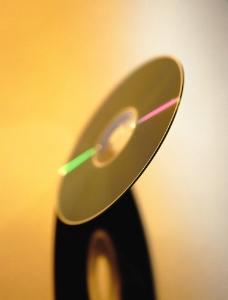 现代商务 光盘图片