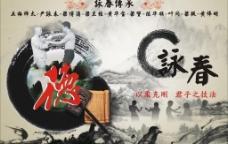 咏春拳图片