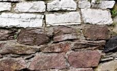 石头墙背景图片