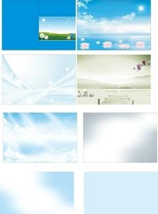 画册模板 (注分层位图)图片