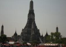泰国旁的寺庙图片